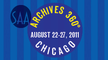 Take me to the SAA 2011 Annual Meeting home page!